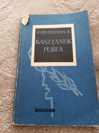 J. Steinbeck - Kasztanek, Perła