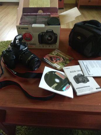 Lustrzanka Canon 1200D