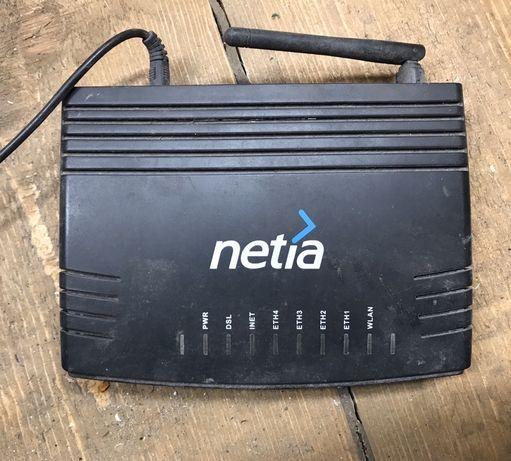 Router NETIA Asmax z zasilaczem
