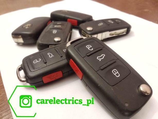 Ключ VW Passat B7 B8 Jetta USA 5K0837202BJ BP AK AE. Привяжем в авто