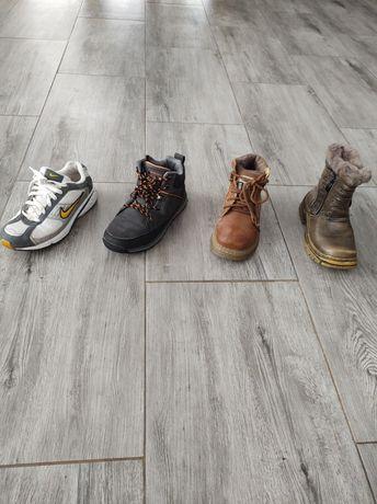Buty różne rodzaje