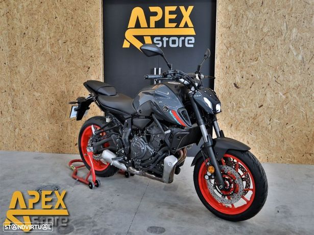 Yamaha MT-07 ABS Storm Fluo