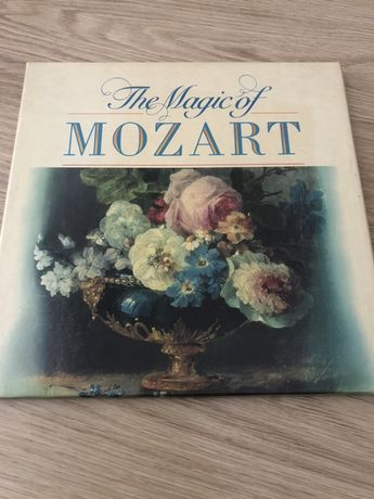 Coletânea - The magic of MOZART ( 4 discos NOVOS )