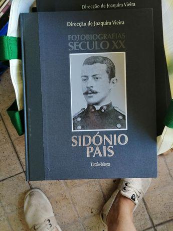 Livros da coleção Portugal séc xx
