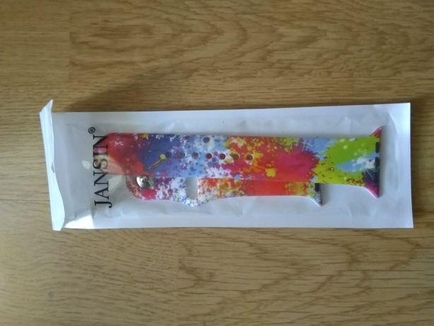 Ремешок цветной для apple watch 42/44мм