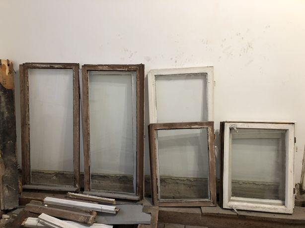 Старі вікна