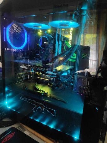 PC Gaming GTX 1070 16GB RAM RYZEN 3700X