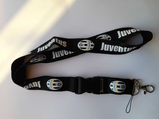 Fita porta chaves Juventus