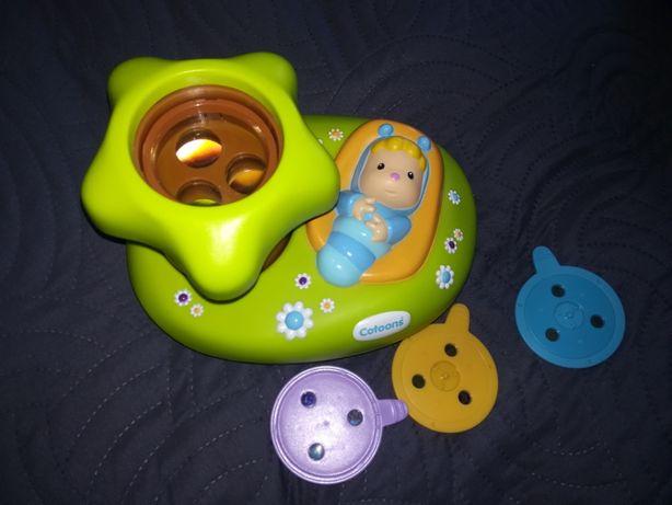 Projektor z muzyką, zabawka niemowlęca