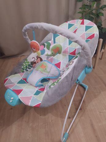 Leżaczek, krzesełko niemowlęce, nie bujaczek
