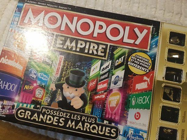 Monopólio Empire (Francês)