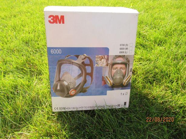 Maska 3M6000 duża (L)