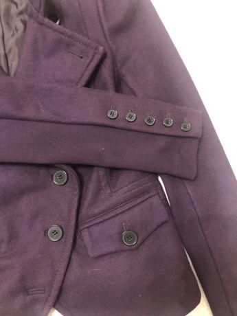 Пиджак Bebe цвета баклажан размер S- M