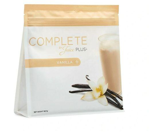 Koktajl juice plus wanilia