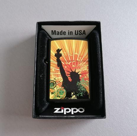 Nowa Zippo Statua Wolności 2011