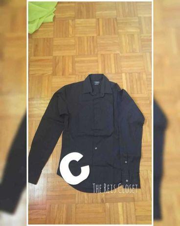 TUDO A 8€ camisas de homem