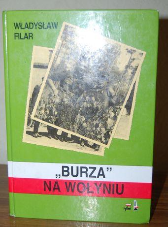 Wladyslaw Filar. Burza na Wolyniu (Владислав Філяр. Буря на Волині)