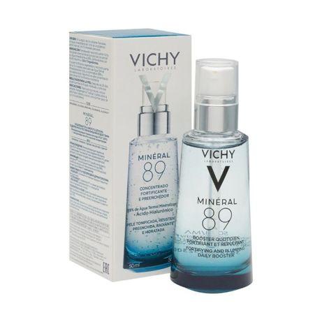 гель-бустер крем Vichy Mineral 89