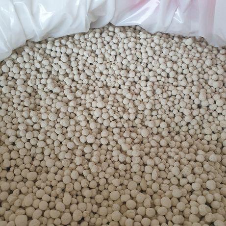 Wapno granulowane kredowe i magnezowe nawozowe