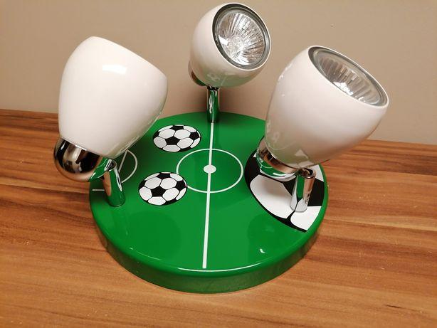 Lampa boisko piłka