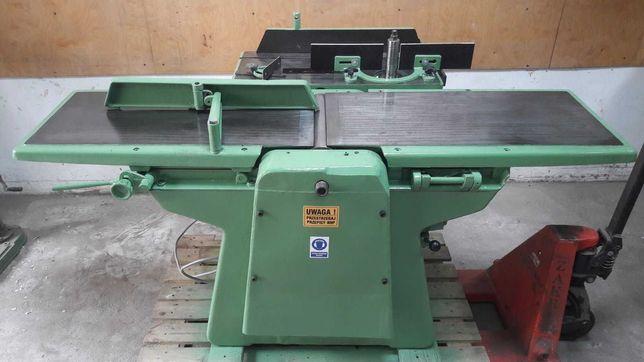 Maszyna wieloczynnościowa - wyrówniarka grubościówka frezarka pilarka