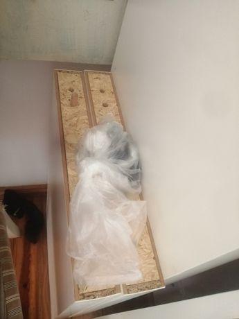 Mesa apoio/cama Malm ikea