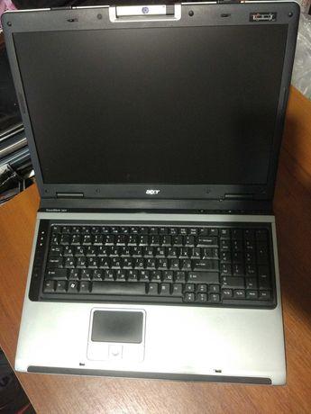 Acer TravelMate 5620 17 дюймов intel 2ядра\2ГБ\120 HDD\128МбGF ноутбук