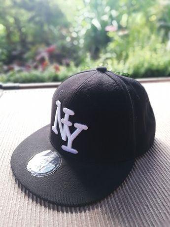 Full Cap New York czarny
