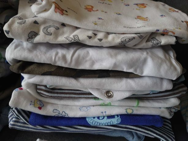 Ubranka dla chłopca 54-62