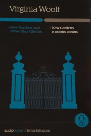 Audio Books Bilingues (português/inglês) Livro/CD