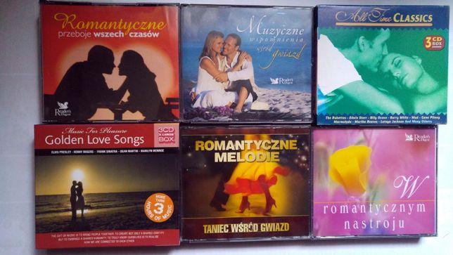 Zestaw płyt CD - Muzyka romantyczna