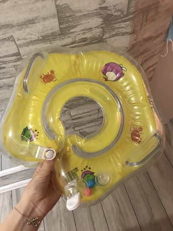 Круг на голову для купания новый)