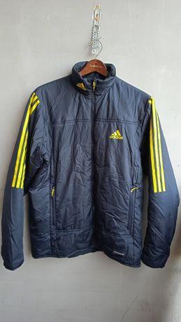 Adidas (XL) nike куртка пуховик оригинал