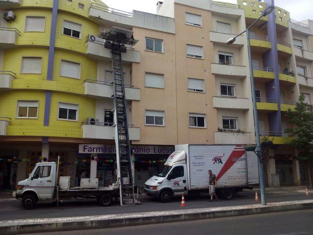 Empresas de mudancas em Coimbra, Penacova, Figueira da Foz, Leiria