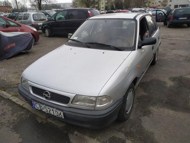 Opel Astra 2002 r 1.4 kat