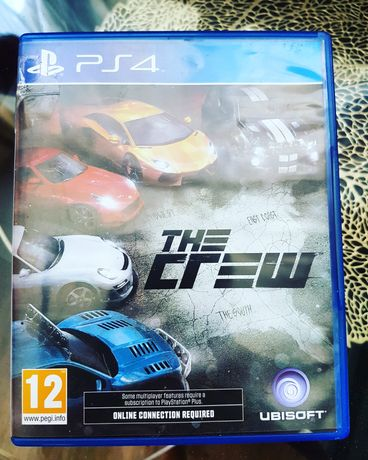 The Crew Ps4 Playstation gra