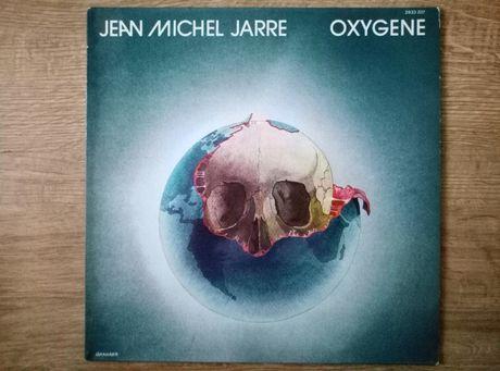 Jean Michel Jarre oxygene winyl.