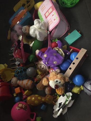 Zabawki przytulanki