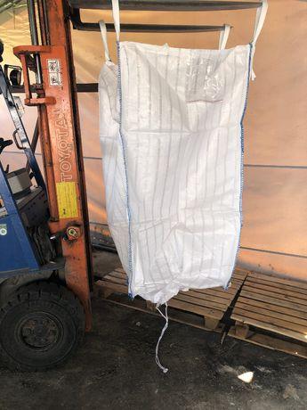 Worek Big Bag Używany Wentylowany na 1000kg Ziemiaka Cebuli