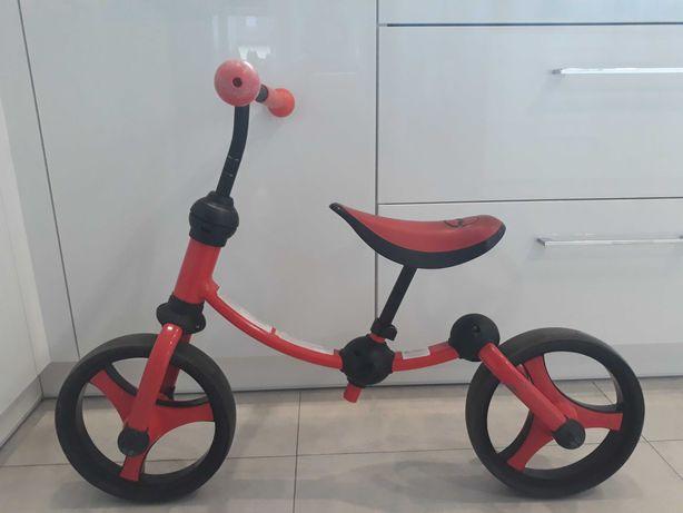 Smart Trike rowerek biegowy dla dzieci czerwony