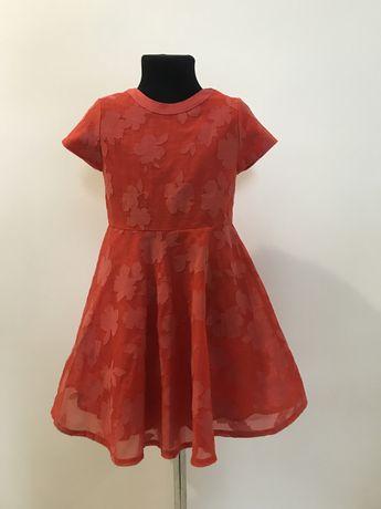 Детское летнее платье Beker на девочку 7-8 лет 122-128 рост