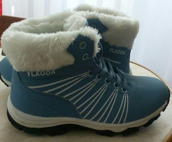 Ботинки зима, полусапожки