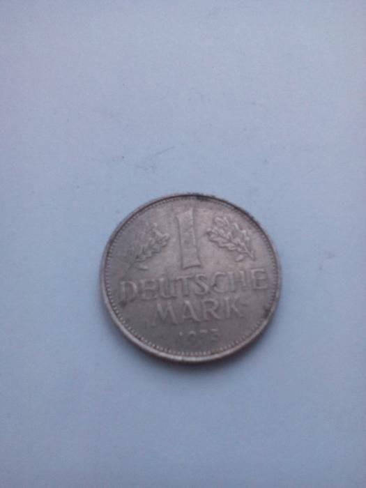 Deutsche mark 1973 F Сарны - изображение 1