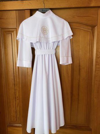 Albo-sukienka komunijna dla dziewczynki