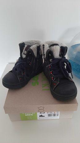 Buty zimowe dla chłopca  Lasocki