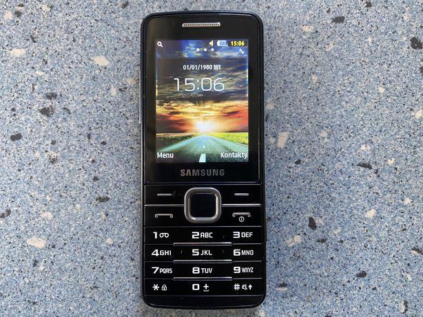 TANIO: Telefon Samsung GT S5 611, stan bardzo dobry, oryg. bateria