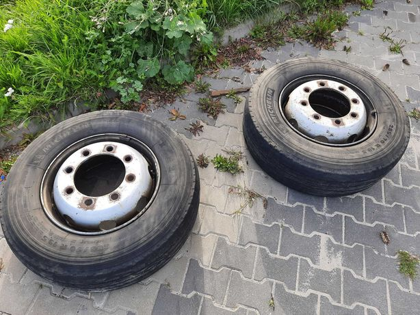 Koła ciężarowe  285/70/R19.5 Michelin