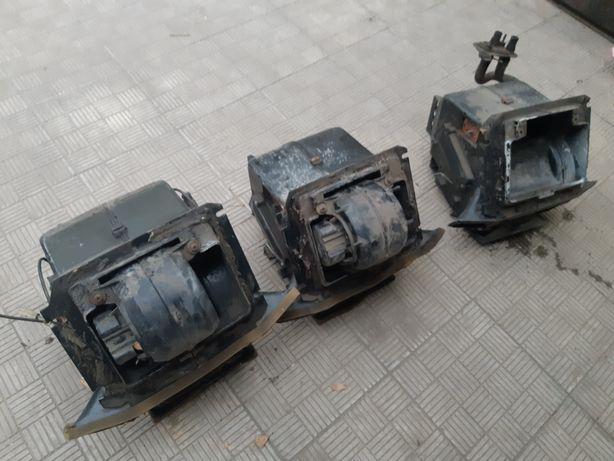 Продам печка, корпус печки, моторчик печки, радиатор ВАЗ 2109, 2110