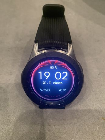 Samsung smartwatch SMR-800 | 46 mm |