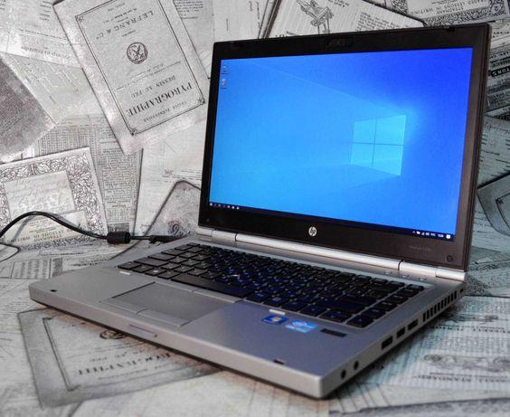 Игровой ноутбук HP Elitbook 8470 I7-3520/8/120ssd (новый). Гарантия